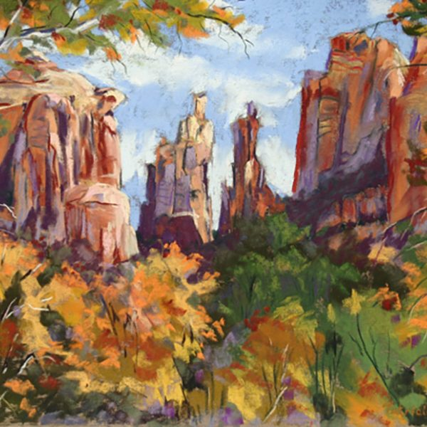 Patricia-Rose-Ford-Fall-Colors-at-Cathedral-Rock-WEB